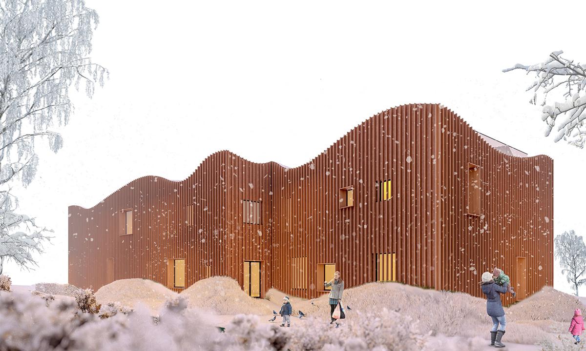 Международен архитектурен конкурс | Карин дом | гр. Варна | България